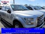 2016 Ingot Silver Ford F150 XLT SuperCrew #111105730