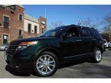2013 Green Gem Metallic Ford Explorer Limited 4WD #111105850