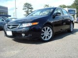 2006 Nighthawk Black Pearl Acura TSX Sedan #11092995