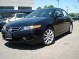 2006 Nighthawk Black Pearl Acura TSX Sedan #11092961