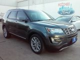2016 Magnetic Metallic Ford Explorer Limited #111105756