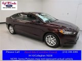 2013 Bordeaux Reserve Red Metallic Ford Fusion S #111105784