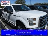 2016 Oxford White Ford F150 XLT SuperCrew #111105755