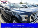 2016 Blue Jeans Ford F150 XLT SuperCrew #111105753