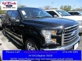 2016 Shadow Black Ford F150 XLT SuperCrew #111105750