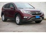 2016 Basque Red Pearl II Honda CR-V EX #111120463