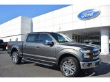 2016 Magnetic Ford F150 Lariat SuperCrew 4x4 #111130872