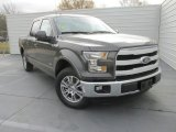 2016 Magnetic Ford F150 Lariat SuperCrew #111130924
