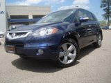 2007 Royal Blue Pearl Acura RDX  #11092987