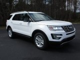 2016 Oxford White Ford Explorer XLT #111154064