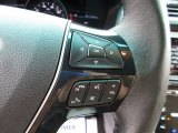 2016 Ford Explorer Limited Controls