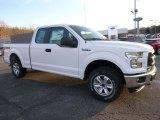 2016 Oxford White Ford F150 XL SuperCab 4x4 #111153857
