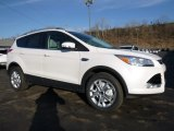 2016 White Platinum Metallic Ford Escape Titanium 4WD #111153856