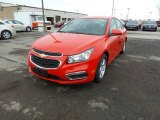 2016 Red Hot Chevrolet Cruze Limited LT #111154097