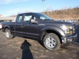 2016 Magnetic Ford F150 XLT SuperCab 4x4 #111153851