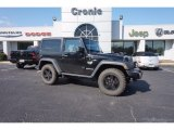 2012 Black Jeep Wrangler Call of Duty: MW3 Edition 4x4 #111153912