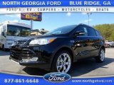 2016 Shadow Black Ford Escape Titanium 4WD #111153653