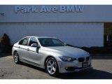 2013 Glacier Silver Metallic BMW 3 Series 328i xDrive Sedan #111153768