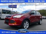 2016 Sunset Metallic Ford Escape S #111153651