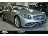 2016 Mercedes-Benz S 65 AMG Coupe