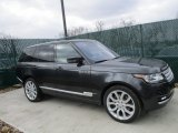 2016 Carpathian Grey Metallic Land Rover Range Rover HSE #111184524