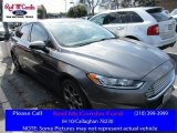 2013 Sterling Gray Metallic Ford Fusion S #111184194