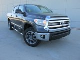 2016 Toyota Tundra SR5 CrewMax 4x4 Front 3/4 View
