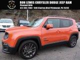 2016 Omaha Orange Jeep Renegade Latitude #111213697
