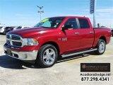 2014 Deep Cherry Red Crystal Pearl Ram 1500 SLT Crew Cab 4x4 #111213568