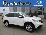 2014 White Diamond Pearl Honda CR-V EX-L AWD #111213799