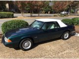 Ford Mustang 1990 Data, Info and Specs