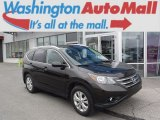 2013 Kona Coffee Metallic Honda CR-V EX-L AWD #111213530