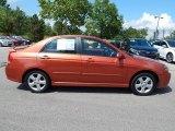 2008 Kia Spectra SX Sedan