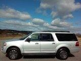 2015 Ingot Silver Metallic Ford Expedition EL XLT 4x4 #111213385