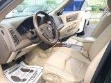 2006 Cadillac SRX Interiors
