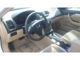 2003 Honda Accord Interiors