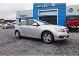 2016 Silver Ice Metallic Chevrolet Cruze Limited LT #111280583
