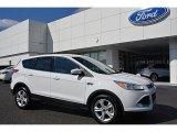 2016 Oxford White Ford Escape SE #111280513