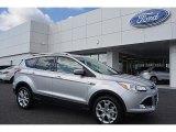 2016 Ingot Silver Metallic Ford Escape Titanium 4WD #111280512