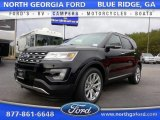2016 Shadow Black Ford Explorer Limited #111280284