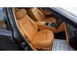 Maserati Quattroporte Interiors