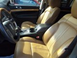 Lincoln MKT Interiors