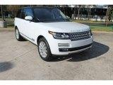 2016 Fuji White Land Rover Range Rover HSE #111306420