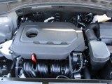 Hyundai Santa Fe Sport Engines