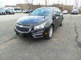 2016 Black Granite Metallic Chevrolet Cruze Limited LT #111328573