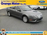 2010 Sterling Grey Metallic Ford Fusion Hybrid #111328462