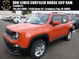2016 Jeep Renegade Latitude 4x4
