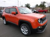 Jeep Renegade 2016 Data, Info and Specs