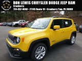 2016 Solar Yellow Jeep Renegade Latitude #111328343