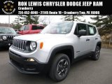 2016 Glacier Metallic Jeep Renegade Sport 4x4 #111328341